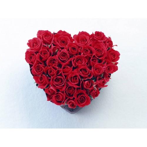 Купить на заказ Заказать Сердце 11 с доставкой по Усть-Каменогорску с доставкой в Усть-Каменогорске