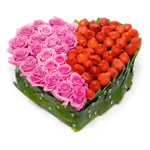 Купить на заказ Заказать Сердце 6 с доставкой по Усть-Каменогорску с доставкой в Усть-Каменогорске