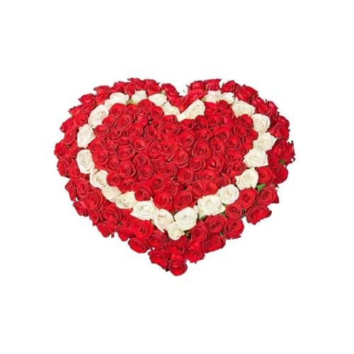Купить на заказ Заказать Сердце 7 с доставкой по Усть-Каменогорску с доставкой в Усть-Каменогорске