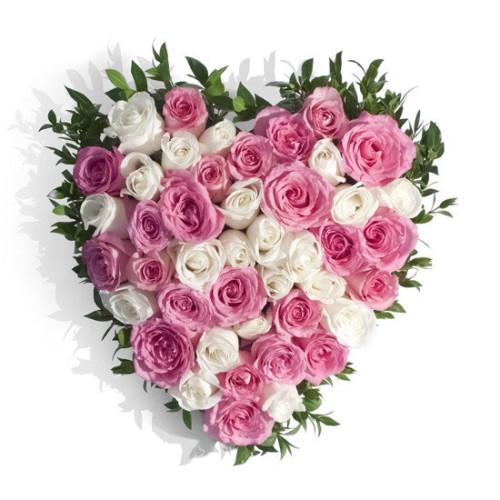 Купить на заказ Заказать Сердце 9 с доставкой по Усть-Каменогорску с доставкой в Усть-Каменогорске