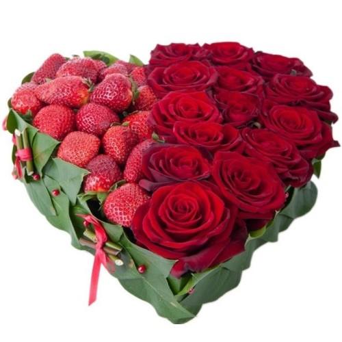 Купить на заказ Заказать Сердце 3 с доставкой по Усть-Каменогорску с доставкой в Усть-Каменогорске