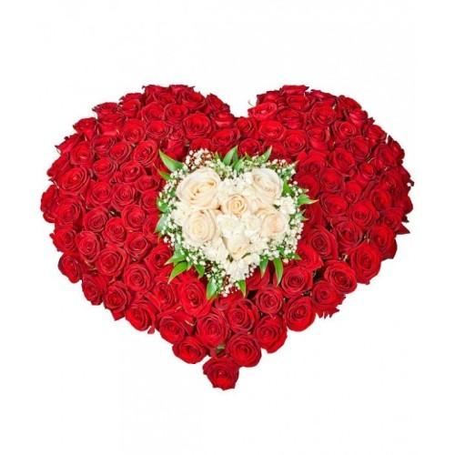 Купить на заказ Заказать Сердце 1 с доставкой по Усть-Каменогорску с доставкой в Усть-Каменогорске