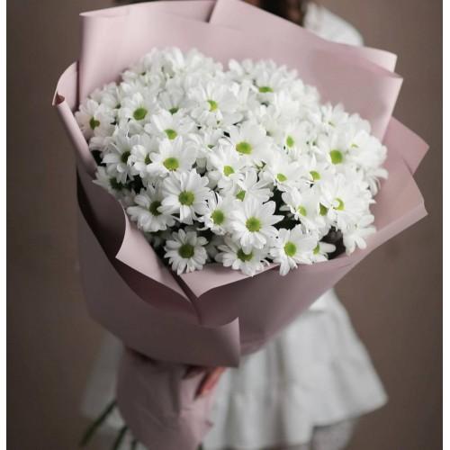 Купить на заказ Заказать 11 хризантем с доставкой по Усть-Каменогорску с доставкой в Усть-Каменогорске