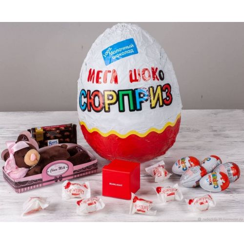Купить на заказ Большой Киндер с доставкой в Усть-Каменогорске