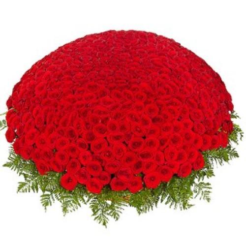 Купить на заказ Заказать 301  роза с доставкой по Усть-Каменогорску с доставкой в Усть-Каменогорске